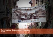 Analysis of the Participatory Development Programme in Urban Areas (PDP)