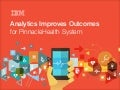 Analytics improves outcomes for PinnacleHealth System
