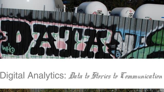 Analytics story & MediaMind