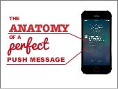 The Anatomy of a Perfect Push Message