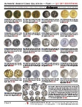Sadigh Gallery Ancient Coins Sale 2019 Pt 1