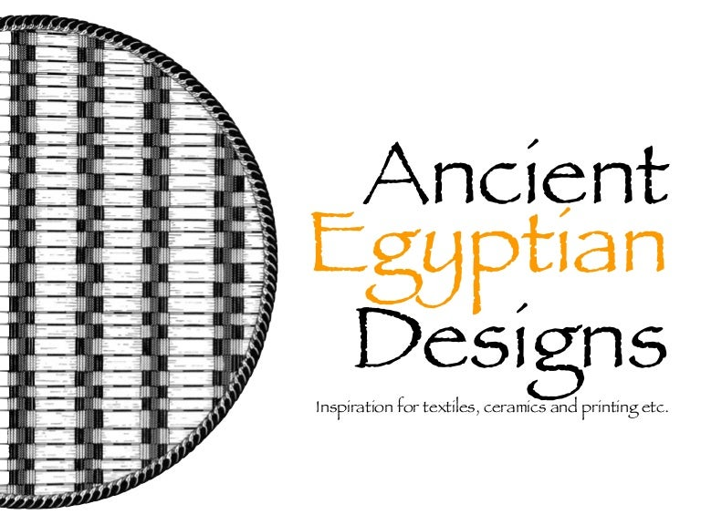 Ancient Egyptian Designs