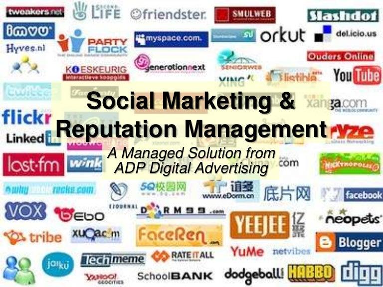 Automotive Social Media Marketing and Reputation Management