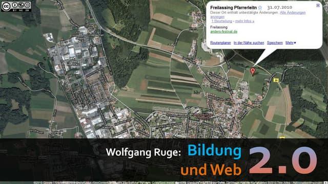 Anders -  Bildung und Web 2.0ld