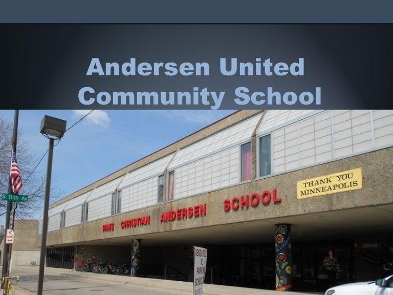 andersen united community school