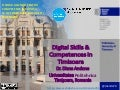 Digital Skills & Competences in Timisoara