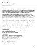 Resume Of Andrew Chow, The Brand Strategist  Brand Strategist Resume