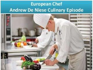 Andrew De Neise