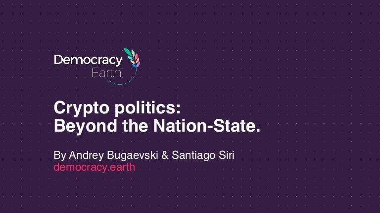 Demokrácia Föld - utajovobe.hu - Kriptopénzek | Tokenek | Blockchain