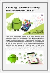 Android application course in kolkata