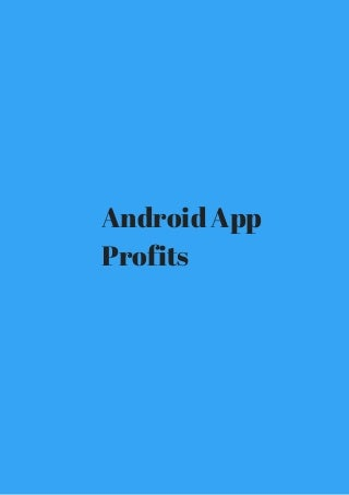 androidappprofits-141120121727-conversio