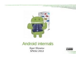 Android internals 03 - Build system, emulator (rev_1.1)