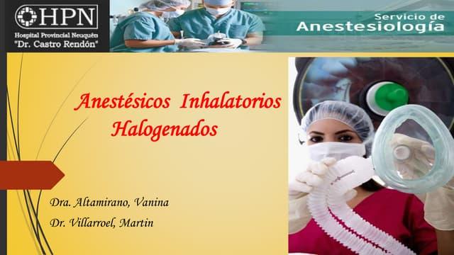 Anestésicos  inhalatorios   hpn (2)