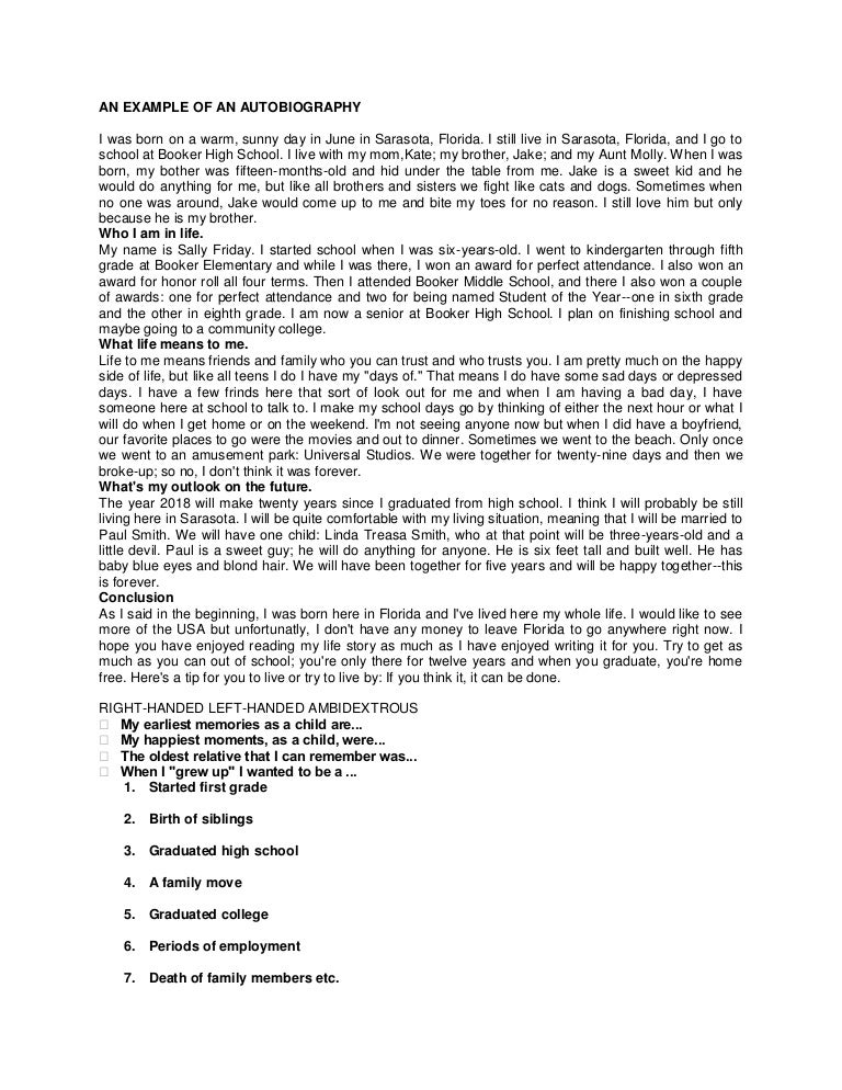 Research Essay Proposal  Higher English Reflective Essay also My English Class Essay An Example Of An Autobiography Controversial Essay Topics For Research Paper