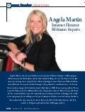 Digital Dealer Magazine Cover Story on Angela Martin  at Feldmann Imports