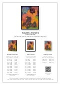 Angeles Avatares by Pablo Amaringo - Fine Art Archival prints