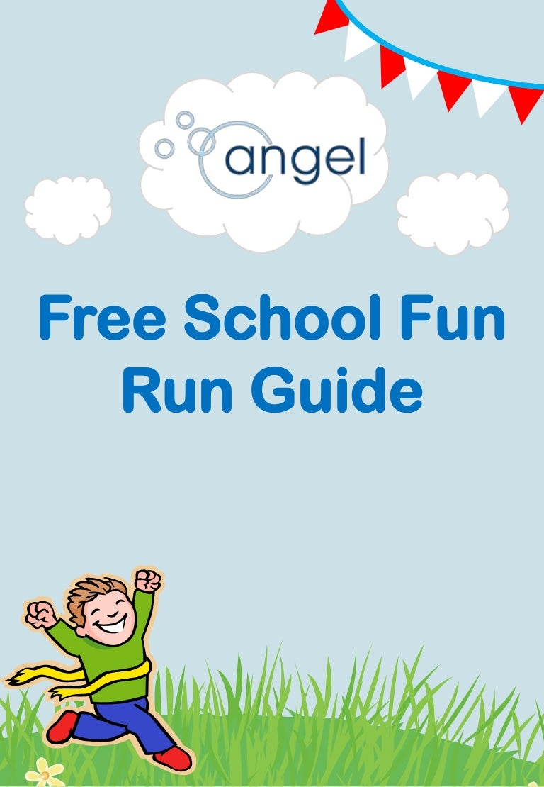 Free school fun run guide stopboris Gallery