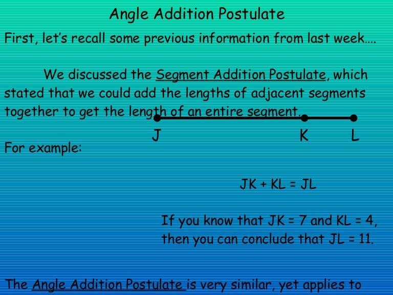 Pre School Worksheets Free Worksheets Segment Addition Postulate