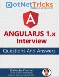 AngularJS Interview Questions and Answers by Shailendra Chauhan