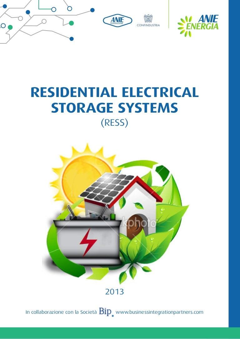 Vendere Energia Elettrica Da Fotovoltaico sistemi di accumulo dell'energia elettrica in ambito