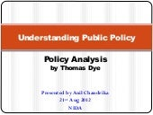 ppt on understaing policy