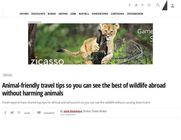 dating wildlife)