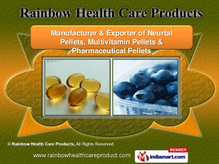 Animal Feed and poultry Supplements by Rainbow Health Care Products H…