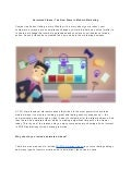 Animated videos  the new wave in modern marketing