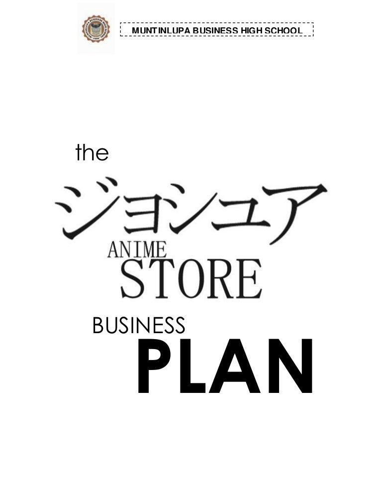 SAMPLE BUSINESS PLAN - Invoice templates printable free word doc anime store online