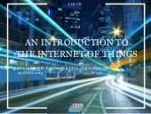 An introduction to the Internet of Things (IoT)