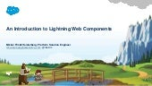An Introduction to Lightning Web Components