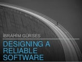 Designing a Reliable Software Factory for the Cloud