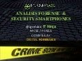 Análisis forense & security smartphones