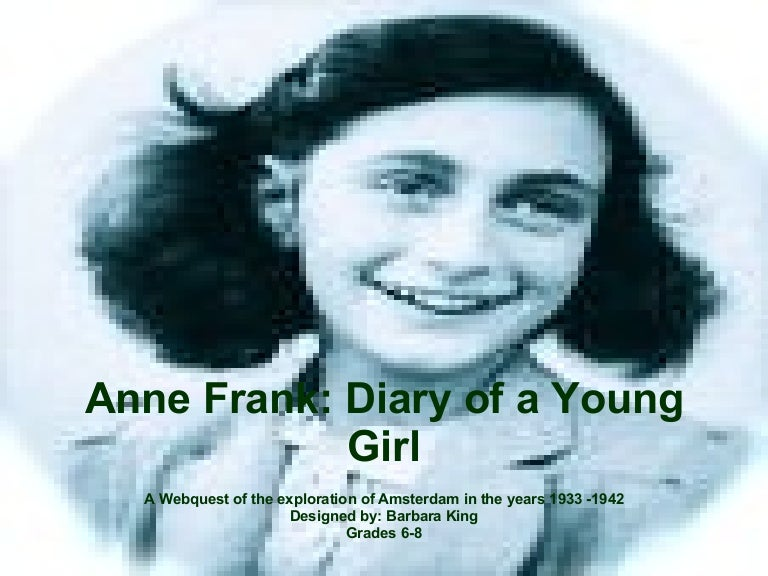 biographical essay of anne frank Anne frank was a jewish teenager who went into hiding during the holocaust, journaling her experiences in the renowned work 'the diary of anne frank' learn more about anne frank at biographycom.