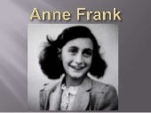 anne frank summary The book begins on anne's thirteenth birthday, june 12, 1942 she receives as a present from her parents a diary, among other presents she thinks about it for several days and decides to write letters as her diary entries, she addresses each letter to kitty kitty is a fabricated friend, someone in.