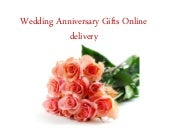 Wedding Anniversary Gifts Online delivery