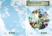 AIT Annual report 2013
