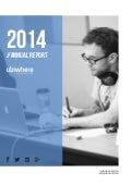 Ubiwhere 2014 Annual Report