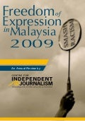 Malaysia: Freedom of Expression in 2009- Annual Review by Centre for Independent Journalism