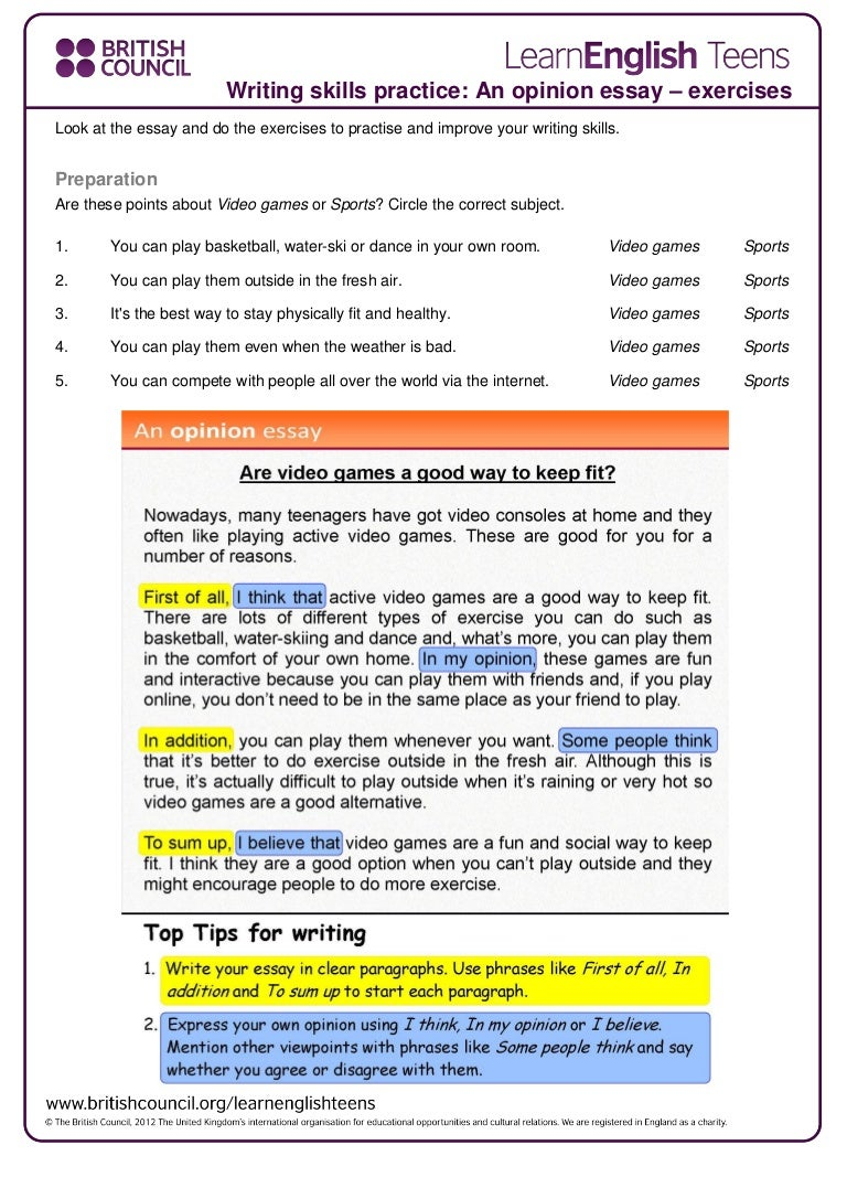 good ways to start an opinion essay 91 121 113 106 good ways to start an opinion essay
