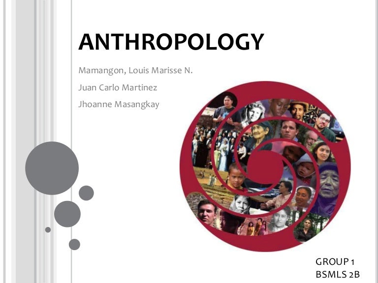 pioneers of anthropology and their contribution