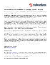 Market Research Report : Anti diabetic pharmaceuticals market in india 2015 - Press release