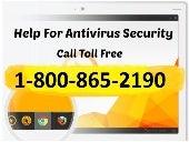 Antivirus Support Call Toll Free 1-800-865-2190