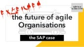 AO, the future of agile organisations   the sap case #3