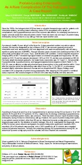 Protein-Losing Enteropathy As A Rare Complication Of The Ketogenic Diet: A Case Report
