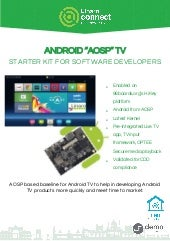 "Android ""AOSP TV"" - BUD17"