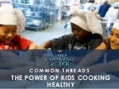 Promoting Wellness through Healthy Eating by Allison Liefer - Community Convention 2016