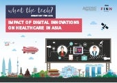 mHealth Israel_Impact of Digital Innovations on Healthcare in Asia: 2020_Finn Partners