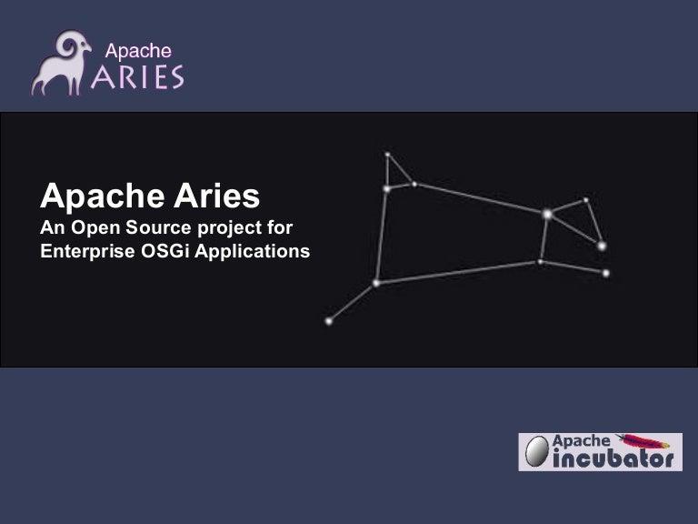 Apache aries blog sample malvernweather Gallery
