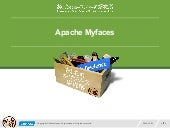 Apache myfaces